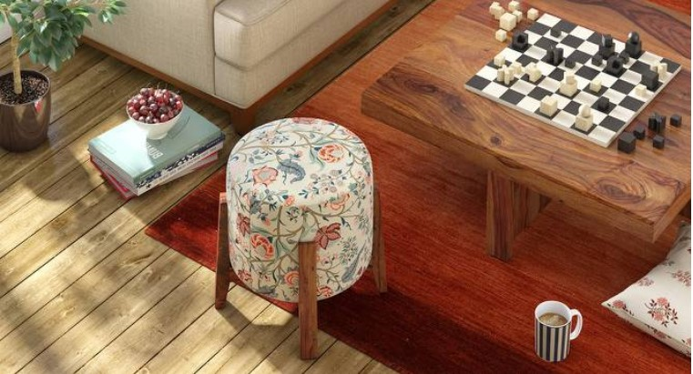 Pinterest: About Footstools and Stools for Your New Home!