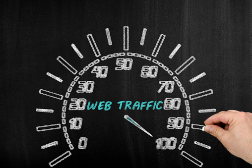 Increase traffic to your website - that's how it works